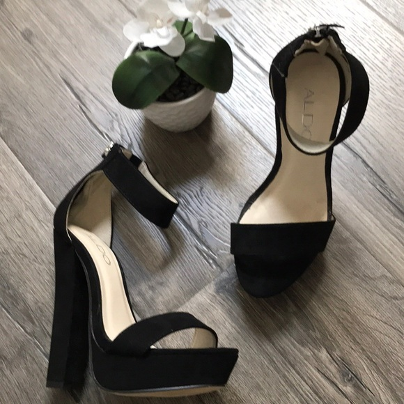 df37a105e23c Aldo Shoes - NWOT 🆕ALDO Sexy Platform Block Heels